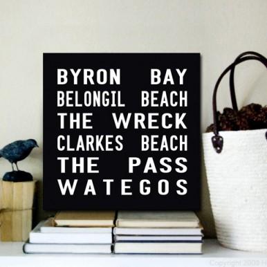 Byron Bay Bus Roll | Byron Bay Bus Roll Square