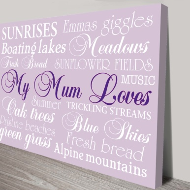 Australian Mothers Day Gift Ideas | Mothers Day Art- Style 5