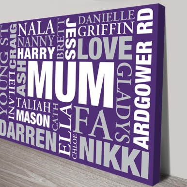 Best Mothers Day Art Present | Mothers Day Art – Style 15