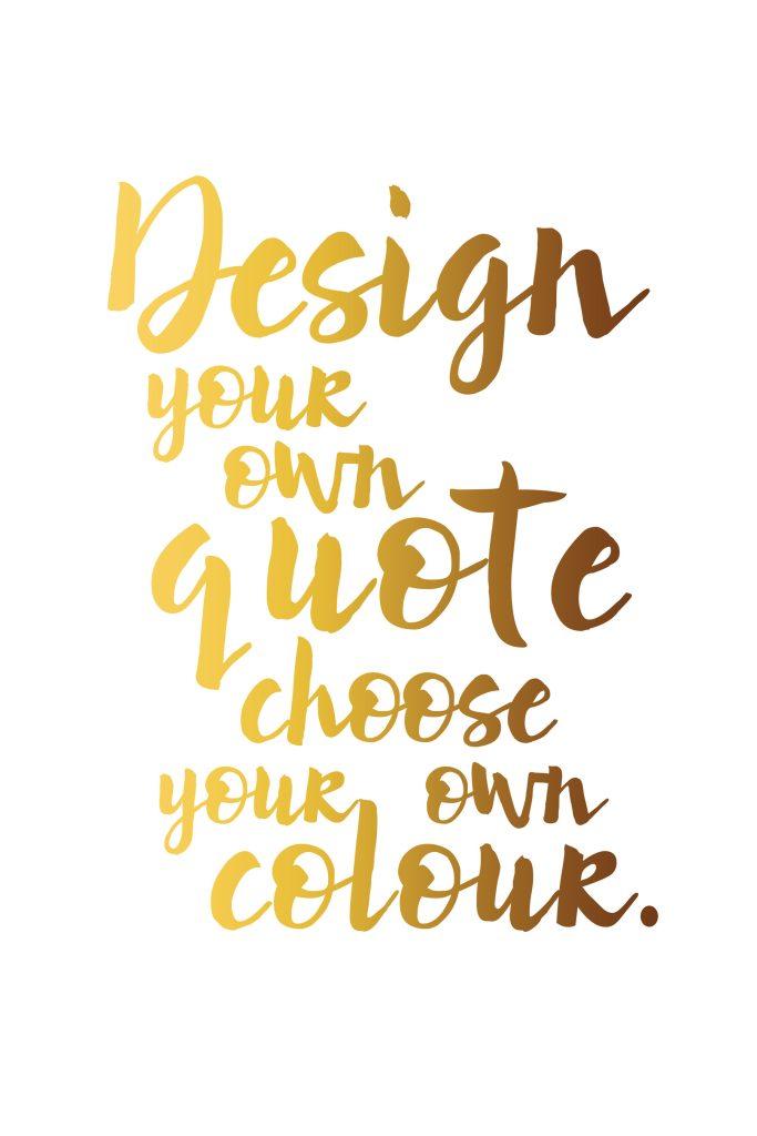 Typography Art Australia