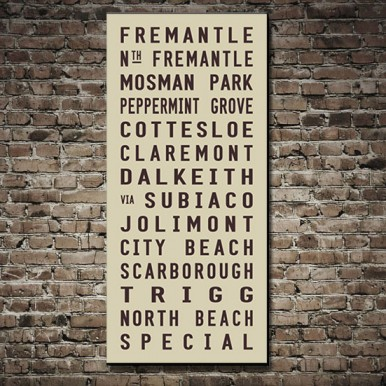 Fremantle-Tram-scroll | Fremantle Scroll – Beige
