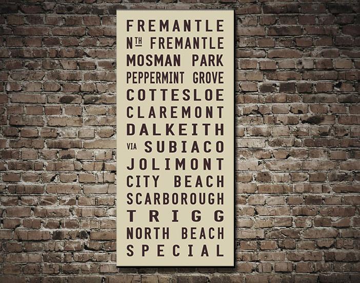 Fremantle-Tram-scroll | Fremantle Scroll – Beige