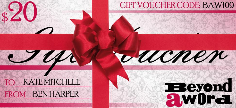 | Gift Voucher