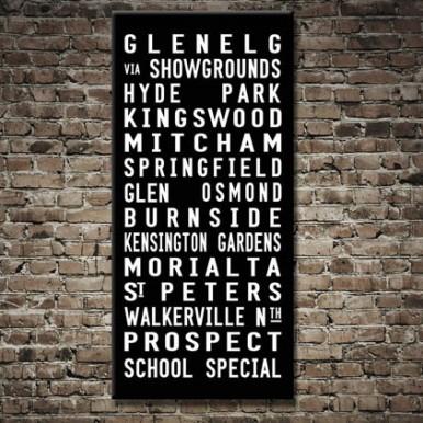 Glenelg Tram Scroll | Glenelg Tram Scroll