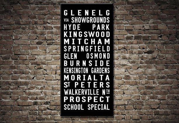 Glenelg Tram Scroll | Glenelg Tram Scroll