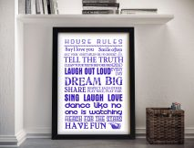 Buy Personalised Wedding Framed Art