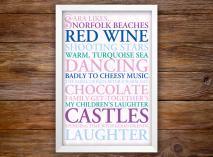 Personalised Wedding Gift Ideas | I Like
