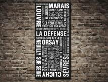 Paris Suburbs Tram scroll