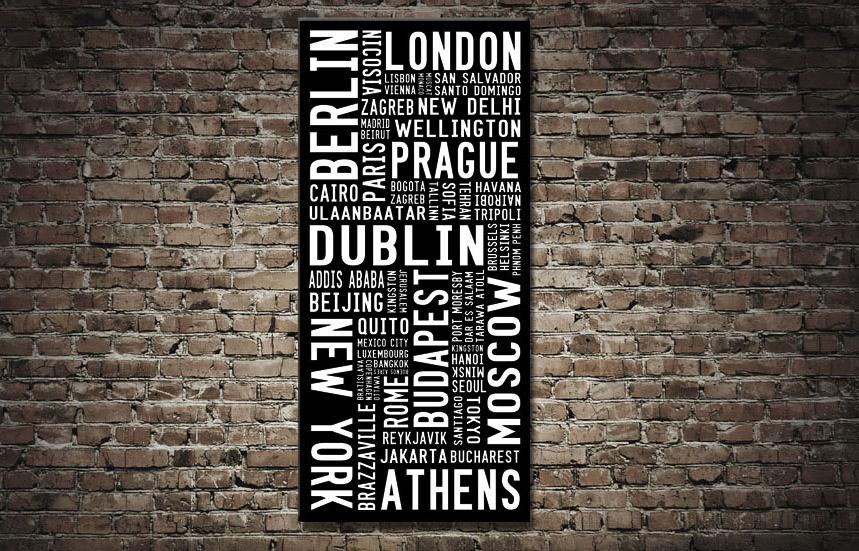 world cities tram roll | World Cities Tram Scroll