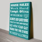 Buy-House-Rules-in-Teal-Great-Gift-Ideas-Online