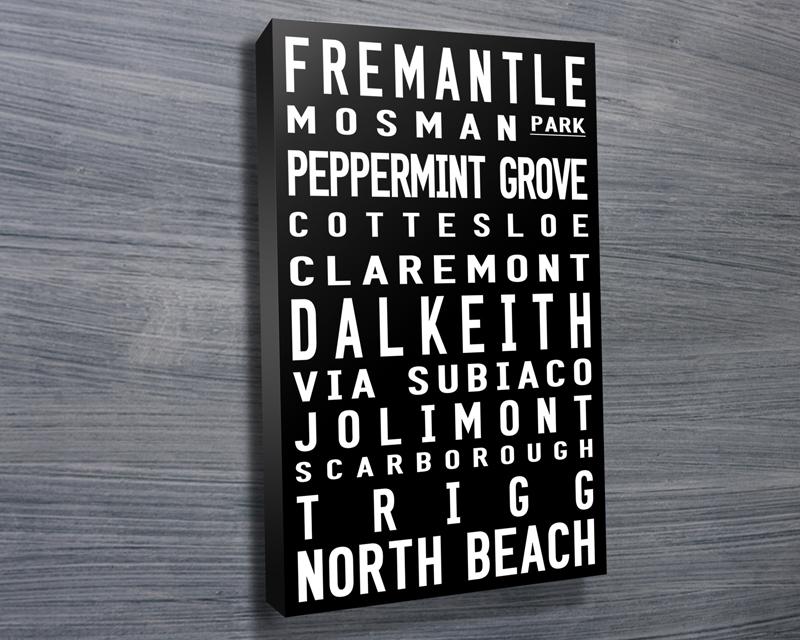 Fremantle tram scroll | Fremantle