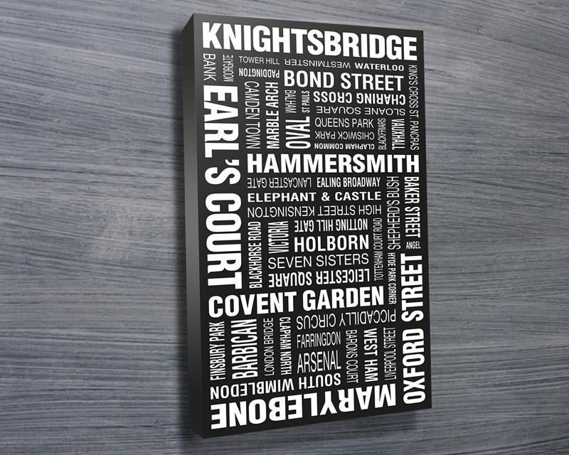 London Modernista word art | London Modernista