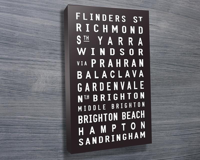 Sandringham bus blind | Sandringham