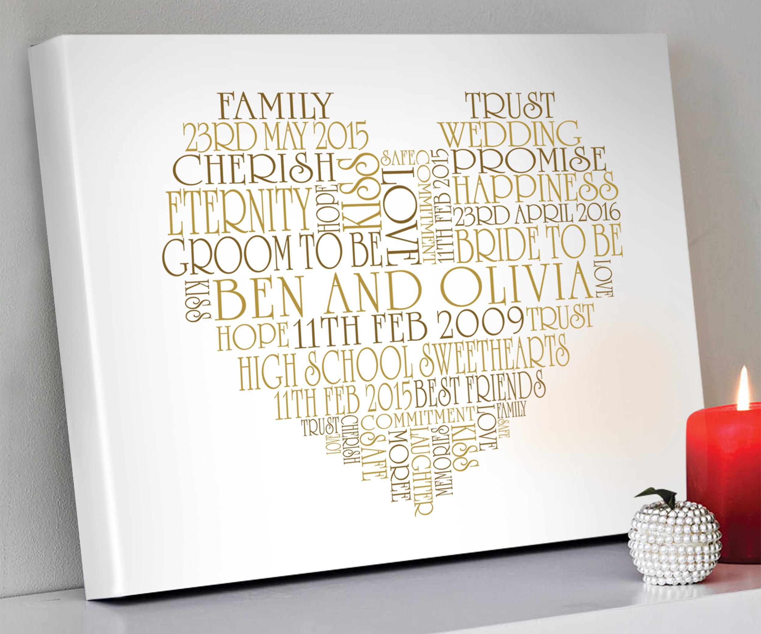Bespoke Hearts
