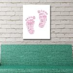 Buy-Affordable-New-Baby-Personalised-Art-AU