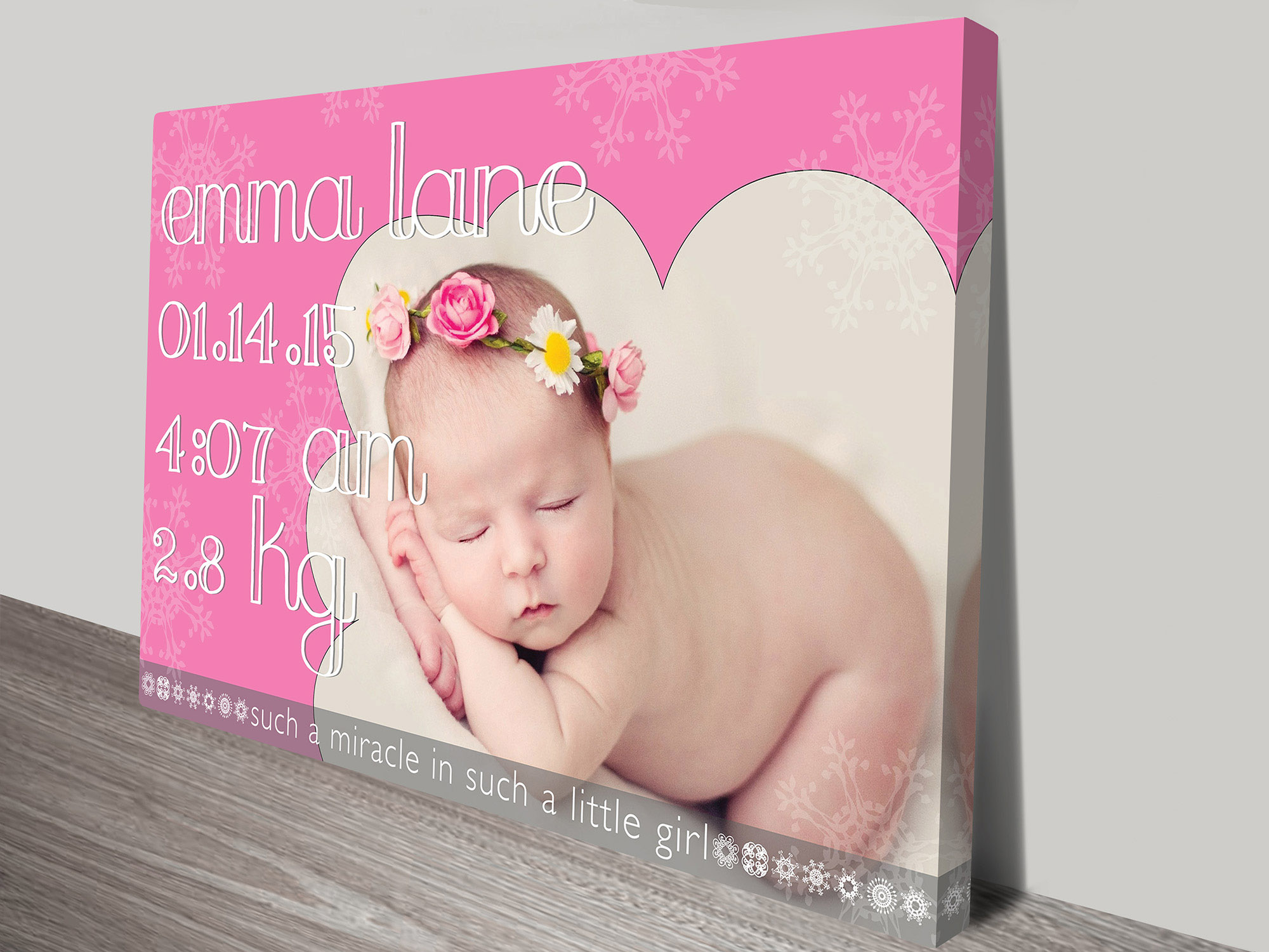 A Miracle baby gift idea | A Miracle