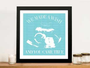Buy New Baby Scan Personalised Wall Art