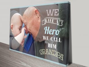 grandad personalised gift idea