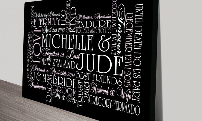 personalised art australia