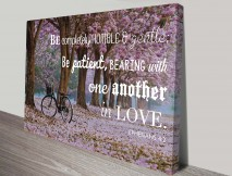 Bible Canvas Art