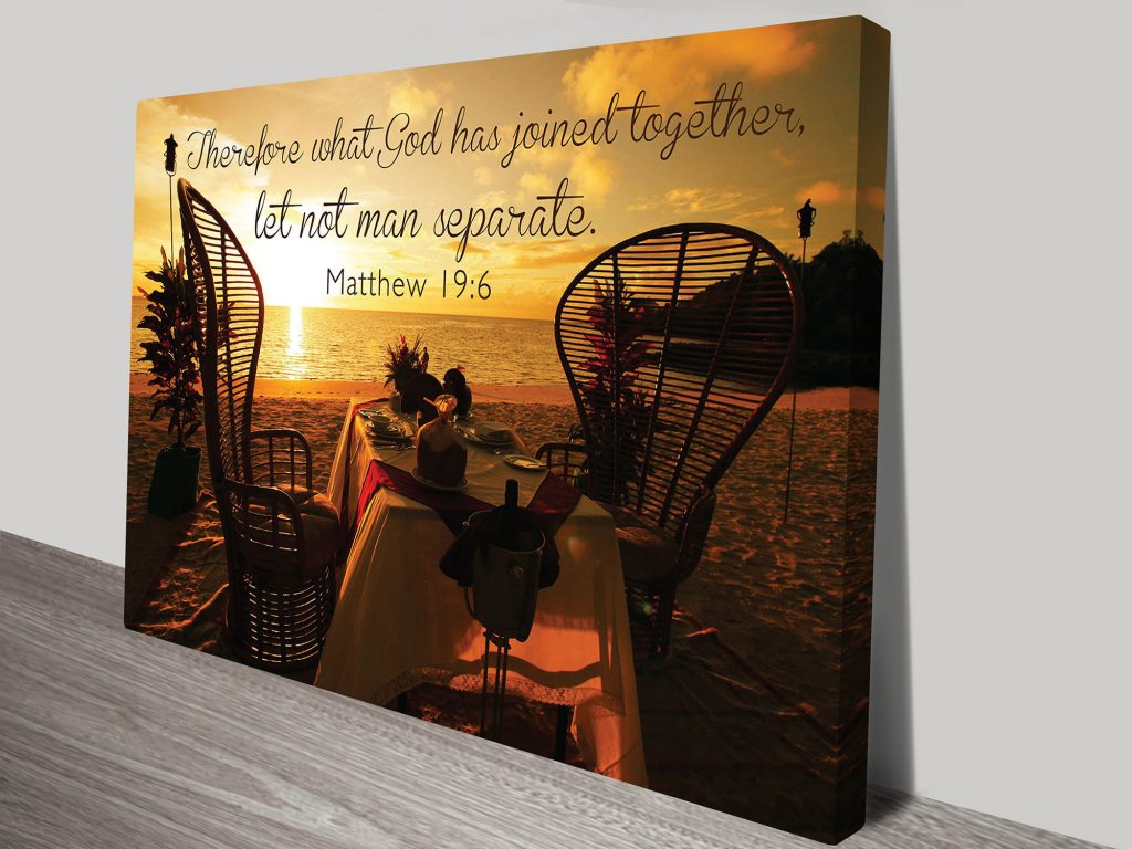 Bible Canvas Prints