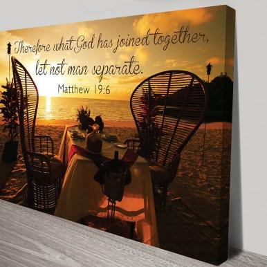 Bible Canvas Prints | Christian Verses Art 3