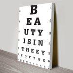 Eye Chart Artworks