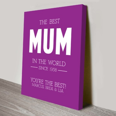 Best Affordable Gifts Online | Mothers Day Art – Style 3
