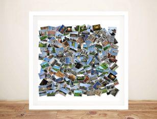 Photo collage Art Melbourne