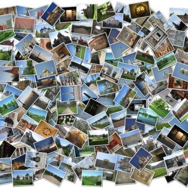 Collage Canvas Custom Prints   Photo Assortment