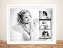 Custom Photo canvas Art Australia