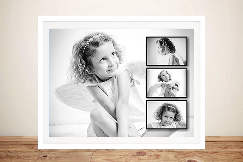 Custom Photo canvas Art Australia | Photos on Side