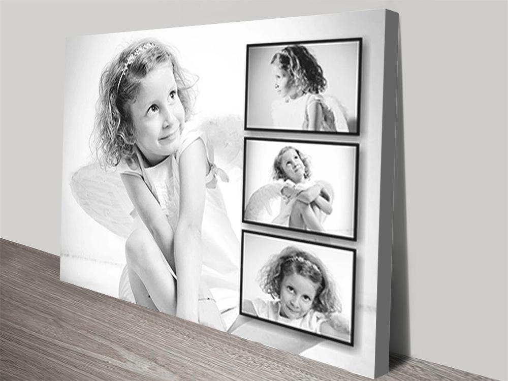 Custom Photo canvas print
