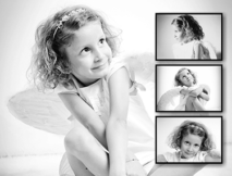 Personalised Canvas Photo Collage Print