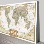 Adventure-Push-Pin-World-Map-canvas-print