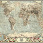 Vintage-World-Map-with-Pins