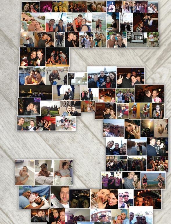 Photo Collage Art Australia