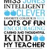 Personalised-Teacher-Word-Art