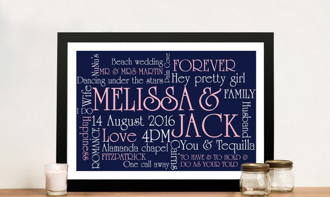 Personalized Wall Art Australia