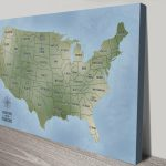 Cyan-Custom-Push-Pinboard-USA-Travel-Map