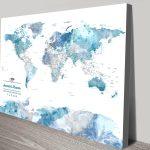 Custom-Blue-Watercolour-Map-canvas-print