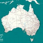 Australia-Detailed-Map-Teal-60×40