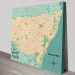 New-South-Wales-Map-Artwork