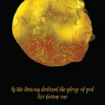 Personalised Star Map Style 15 – Gold 6
