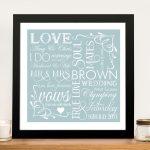 Framed-Wedding-Artwork-Gift