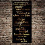 Personalised-Quote-canvas-print