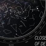 Personalised Star Map Style 2 4