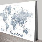 Buy-a-Vintage-Effect-Wanderlust-World-Map
