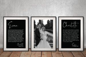 Buy Ready to Hang Romantic Word Art