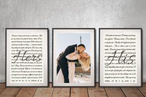 Buy Custom Wedding Wall Art Cheap Online